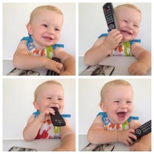 Zann Michaels Quin 17 months