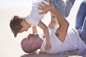 A little snap from a recent family photoshoot on the beach